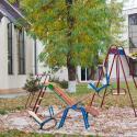 Санаторий Белая Акация - детская площадка