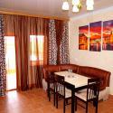 Пансионат Бриз de Luxe - De Lux корпус №5 - номер 3комнатный VIP гостиная