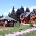 Гостиничный комплекс Буковель - территория летом