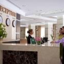 Отель Лесная Песня - reception