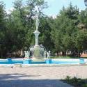 Санаторий Одесса - фонтан