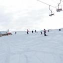Отель Гранд Отель Пилипец - котание на лыжах