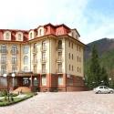 Отель Гранд Отель Пилипец - вид на отель