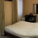 Отель Шелтер (Shelter) - кровать в номере двухместный эконом