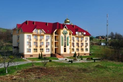 гостиница Червона Гора